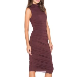 Bailey 44 Burgundy dress size S